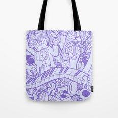 #MoleskineDaily_13 Tote Bag
