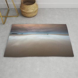 Rhossili bay Gower Rug