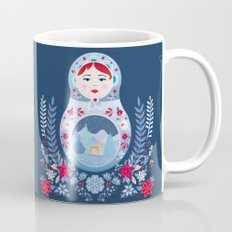 Our Lady of Winter Mug