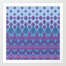 Farah Blooms Art Print