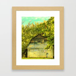 Paddle Club Framed Art Print