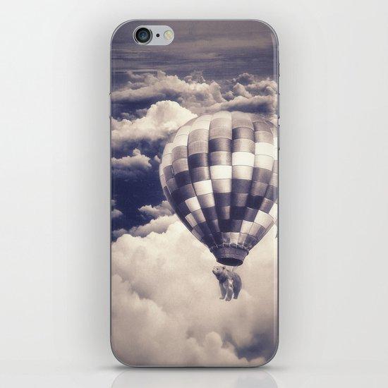 Balloon Bear iPhone & iPod Skin