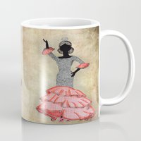 spain Mugs featuring Spain by Dany Delarbre