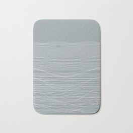 Unstable Lines Bath Mat