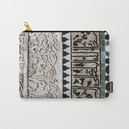 Beautiful Wall Marrakech  Carry-All Pouch