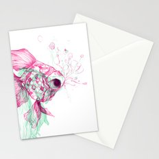 Pisces Baby Stationery Cards