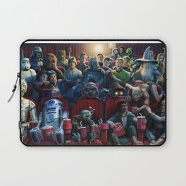 Nerd Haven Laptop Sleeve