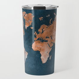 world map 15 Travel Mug