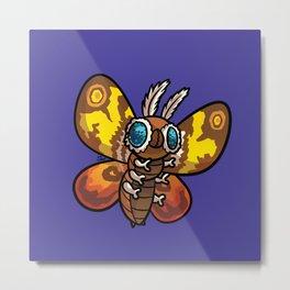 Mothra Metal Print