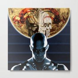 Riddick Metal Print