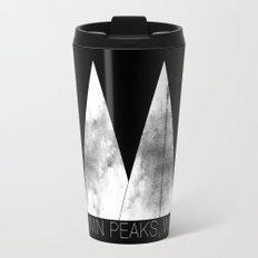Twin Peaks, WA (White Lodge) Travel Mug