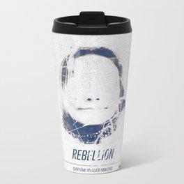 Rebellion Metal Travel Mug