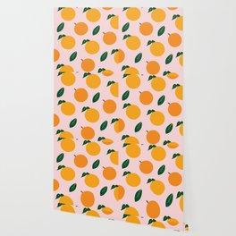 Oranges or Peaches? Wallpaper