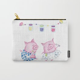 Pork chop love Carry-All Pouch