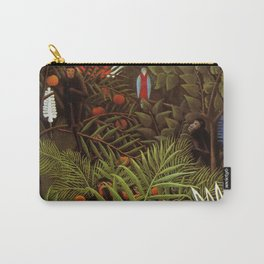"Henri Rousseau ""Exotic landscape"", 1908 Carry-All Pouch"