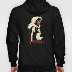Princess of Mononoke Hime Anime Hoody
