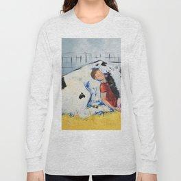 County Fair Nap Long Sleeve T-shirt