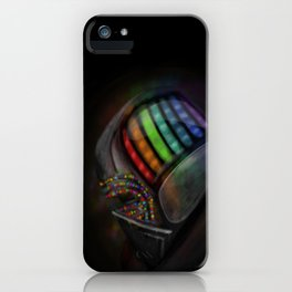 Daft Ren iPhone Case