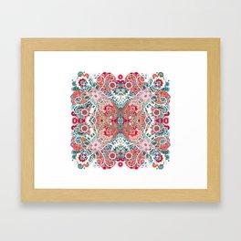 Mandala Alive II Framed Art Print