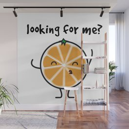 Looking for me? Wall Mural