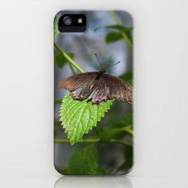 The Grasp iPhone Case