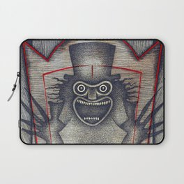 The Babadook VARIANT BLUE Laptop Sleeve