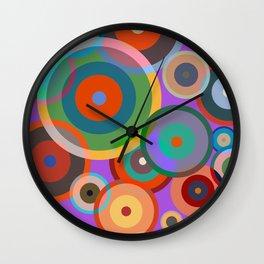 Kandinsky #4 Wall Clock
