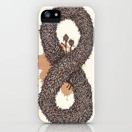 fur infinity iPhone Case