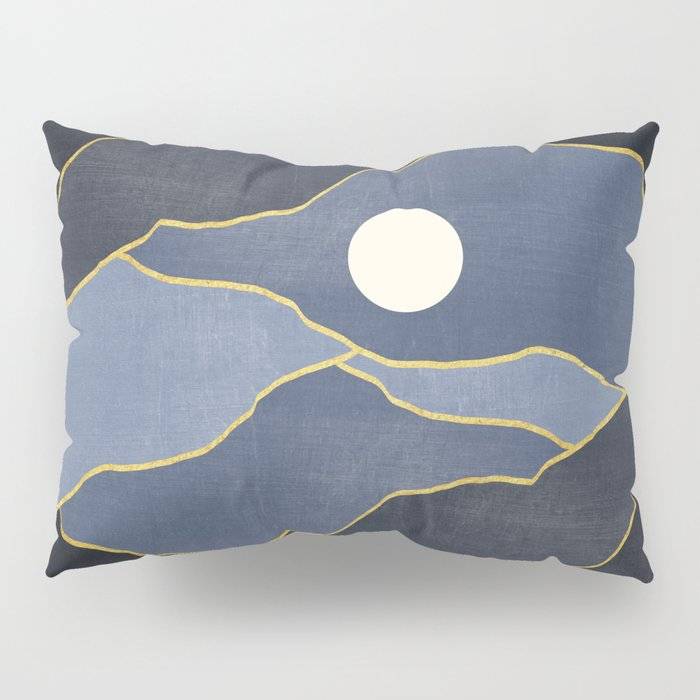 Surreal sunset 04 Pillow Sham