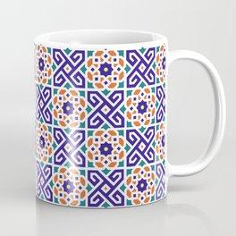 A40 Original Traditional Moroccan Mosaic. Coffee Mug