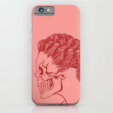 Skull Girl 4 iPhone 6s Slim Case