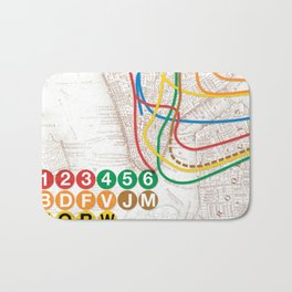 What the Future Awaits for New York I Bath Mat