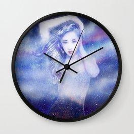 The Twilight Beauty Wall Clock