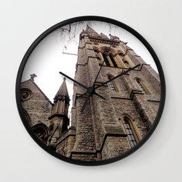St Mary Abbots Church Wall Clock