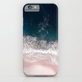 Sands of Pearly Pink iPhone Case