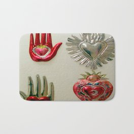 Don't Stop...In The Name Of Love Bath Mat