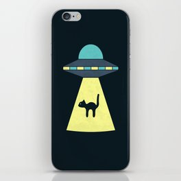 We Just Want The Cat iPhone Skin