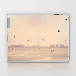 """One can never consent to creep when one feels an impulse to soar."" Helen Keller   Laptop & iPad Skin"