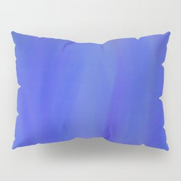 Blue Flame Pillow Sham
