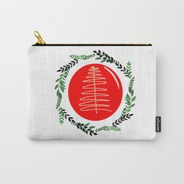 Christmas Urine Culture Carry-All Pouch