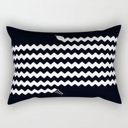 (Very) Long Snake Rectangular Pillow