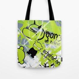 Gonzos Coded, Remixed. 2007_series03_shot10 Tote Bag