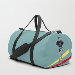 Roller Disco Duffle Bag