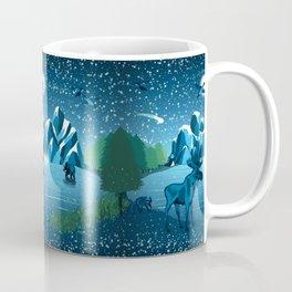 Fireflies Like Stars Coffee Mug