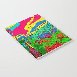 Violets Notebook
