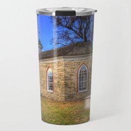 Old Dutch Church Of Sleepy Hollow Travel Mug