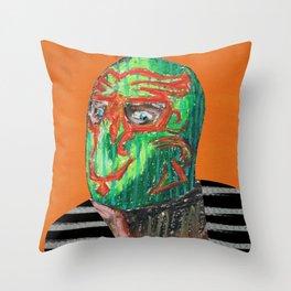 next level halitosis Throw Pillow