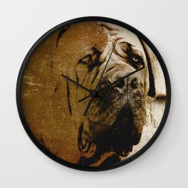 The Best Friends - The Guardian Wall Clock