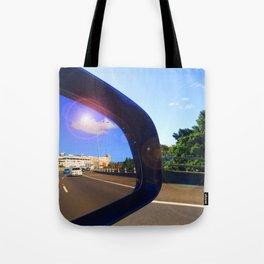 Rear Vision II Tote Bag