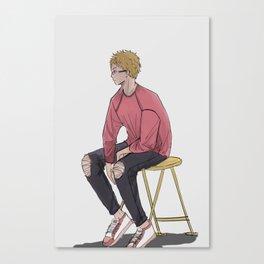Haikyuu!! - Tsukishima Kei Canvas Print
